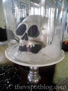 DIY Halloween : DIY Dollar Store Halloween Decor