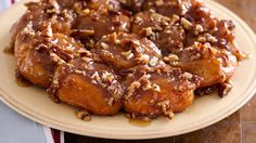 Brew some coffee, grab the morning paper and revel in the pleasure of fresh-­baked sticky buns.