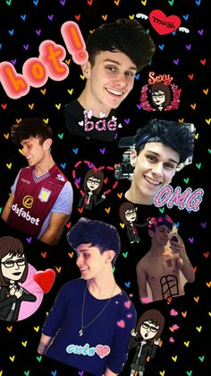 #mikeycobban    #roadtriptv #boyband #lol #collage