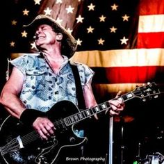 The hard-rock veteran and political provocateur has booked two Alabama dates in July at Birmingham's Iron City and the Montgomery Performing Arts Centre. Hard Rock, Birmingham, St Louis, Alabama, Ted, At Least, Tours, America
