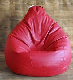 Кресло груша из искусственной Кожи. Размер Высота 125 см диаметр 90 см. Наполнитель комбинированный со смягчающим добавкой - Холофайбер.  Бесплатное адресной доставки по украине. 30 л наполнитель в подарок. Официальная гарантия  1 год. Удобное, практичное, красивое, бескаркасное кресло груша всего за 1199 Грн.  #креслогруша #кресломешок #мебель #акция #PromoPUFF