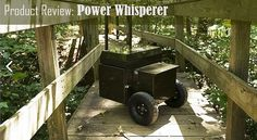 Product Review: Power Whisperer