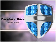 Security Sheild Powerpoint Template is one of the best PowerPoint templates by…