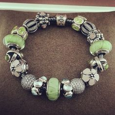 Tendance Bracelets PANDORA Bracelet. Pale Pink and Apple Green Colours. Tendance & idée Bracelets 2016/2017 Description PANDORA Bracelet. Pale Pink and Apple Green Colours.
