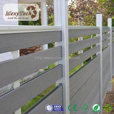 Composite-Holzzäune Wpc Composite-Holzzaun Wpc Garden Fence Composite Wood Source by Garden Privacy Screen, Privacy Fences, Wood Fences, Fence Garden, Privacy Screens, Composite Fencing, Composite Material, Wood Composite, Picket Fence Panels