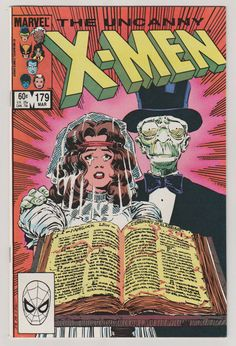 Uncanny X-Men V1 179.  NM.  March 1984.  by RubbersuitStudios #xmen #comicbooks
