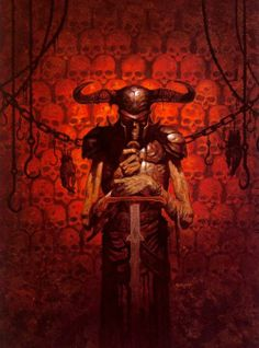 Gerald Brom. All Rights Reserved.