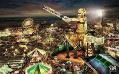 IPL Carnival: Dhoni Dhamaal