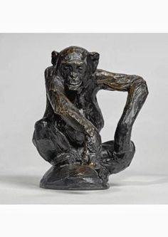 EL ANIMAL INVISIBLE: Rembrandt Bugatti. Escultura y animales.