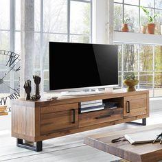 TV Board aus Balkeneiche Massivholz Eisen Jetzt bestellen unter: https://moebel.ladendirekt.de/wohnzimmer/tv-hifi-moebel/tv-lowboards/?uid=bff33df9-c489-5d2f-bc43-bd0ece053310&utm_source=pinterest&utm_medium=pin&utm_campaign=boards #fernsehboard #rack #phonoschrank #tvboard #fernsehunterschrank #tische #tvhifimoebel #lowboard #schrank #fernsehtisch #unterschrank #möbel #phonomöbel #bank #fernseher #tvtische #sideboard #tvlowboards #fernsehschrank #wohnzimmer #kommode #board