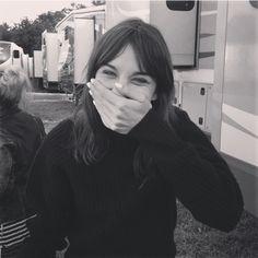 "chung-alexa:  ""#TBT ecstatic at Glastonbury"""