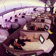 What airline is this?  Sign me up to go where ever....