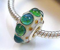 Lina Khan Lampwork - lampwork beads.