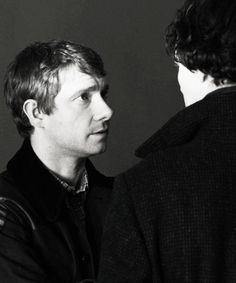 Dr. John Watson - Martin Freeman