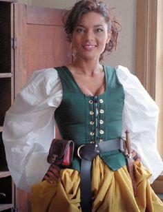 Scottish garb