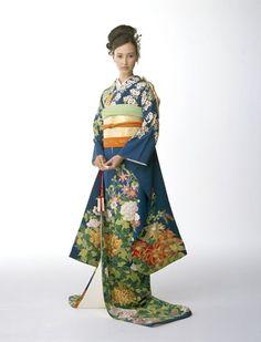 Japanese wedding style