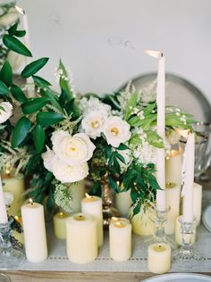 Photography : Greer Gattuso | Venue : Il Mercato | Floral Design : Bella Blooms Floral | Event Planning + Design : Elyse Jennings Weddings Read More on SMP: http://www.stylemepretty.com/2016/03/15/neutral-elegant-outdoor-wedding-inspiration/