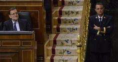 180 noes tumban a Rajoy en su segundo intento para ser investido