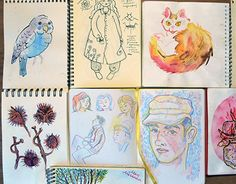 """Check out new work on my @Behance portfolio: """" Sketches 2015"""" http://be.net/gallery/33099379/-Sketches-2015"""
