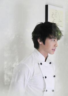 Donghae de Super Junior se convierte en un pastelero guapo de 'Señorita Panda y Porcupine'