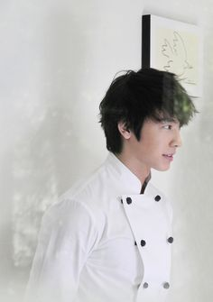 Super Junior's Donghae becomes a handsome patissier for 'Miss Panda and Porcupine'