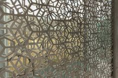 Tessellate is an adaptive shading system designed by Zahner and Adaptive Building Intitiative (ABI) in joint venture...