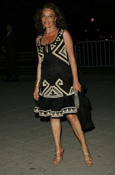 Diane von Furstenberg Photo - Tribeca Film Festival Vanity Fair Party