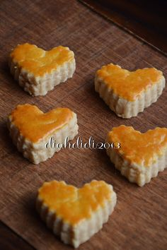 26 Ideas Breakfast Recipes Bread Cream Cheeses For 2019 Indonesian Desserts, Asian Desserts, Indonesian Food, Peanut Cookies, No Bake Cookies, Baking Cookies, Yummy Cookies, Cake Cookies, Bread Recipes