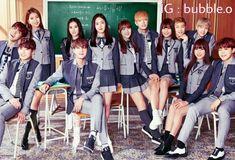 BTS X GFRIEND with Smart Uniform #bangchin ♡