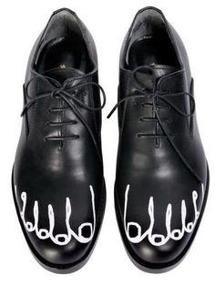 b302dd959491 MR FERRERO  Comme des Garçons shoes. Dream Shoes