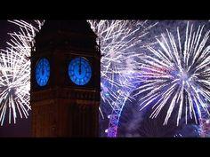 London Fireworks 2016 - New Year's Eve Fireworks - BBC One - YouTube