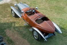 1925 Hispano-Suiza Skiff Bodied Dual-Cowl Phaeton | Marcus Frank | Flickr Old Vintage Cars, Vintage Sports Cars, Antique Cars, Wooden Bicycle, Wooden Car, Old Race Cars, Old Cars, Hispano Suiza, Woody Wagon