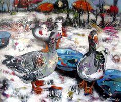 by Michele Nigrini, Rosendal, South Africa Art, Amazing Art, All Art, Painting