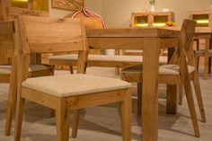 fa-tömörfa-csomós-tölgy-szék Dining Bench, Dining Chairs, Modern, Fa, Wood Furniture, Home Decor, Timber Furniture, Trendy Tree, Decoration Home