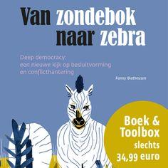 Boek + Toolbox Van zondebok naar zebra – Goesthing