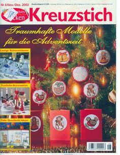 Kreuzstich 2003 nov-dec - Erzsébet Lengyel - Picasa Web Albums