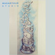 #drawing #sketh #art #project #award #filmfestival #pacificmeridian #vladivostok #saintpetersburg #russia #sea #lighthouse #dreams #fashion #style #maxarthurstudio