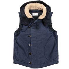 Workers N-1 type vest