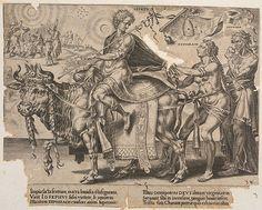 All sizes | Triumph des ägyptischen Joseph - Volkertsz + Heemskerck 1564 | Flickr - Photo Sharing!