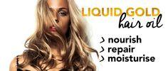 www.liquidgoldhairoil.com Coconut oil, argan oil, shea oil, marula oil and buriti oil