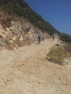 ... exhilarating descents... Lefkas, Greece www.getactivelefkas.com