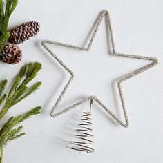 Star Tree Topper #westelm