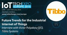 Victor Polyakov, CEO of Tibbo Systems, a leading manufacturer of AggreGate IoT Integration Platform and various IIoT hardware, has outlined his vision of the Internet of Things prospects to the IoT Tech Expo Europe 2016 organizers.
