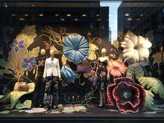 Gucci Window Display