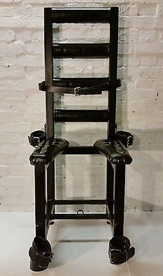 Bdsm dungeon equipment being demonstrated images