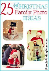 25 Christmas Family