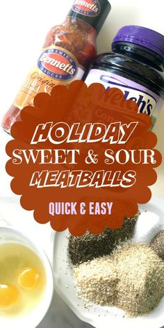 Sweet & Sour Meatballs for any party, Thanksgiving, Christmas or just a friends dinner party.  These meatballs please my guest everytime.