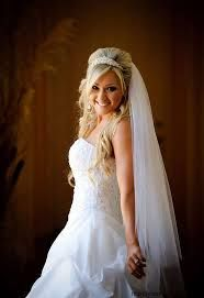 Hochzeitsfrisuren Locken Mit Schleier Beliebte Jugendhaarschnitte 2019