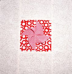 Block 22: Origami pinwheel – Textured quilt sampler | Sewn Up