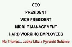 pyramid scheme?!